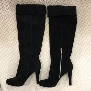 Long woman's boots